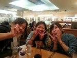 BBQ後、密かに行われた千葉県民会