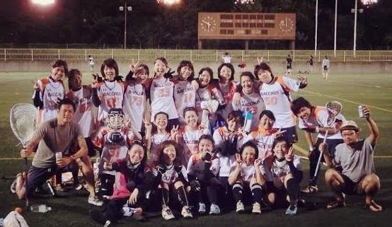 Bacchus ★ Lacrosse Team